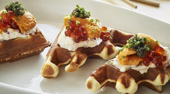 11處(chu)美國(guo)各地(di)的華夫餅,好吃到讓你流(liu)連(lian)忘(wang)返!