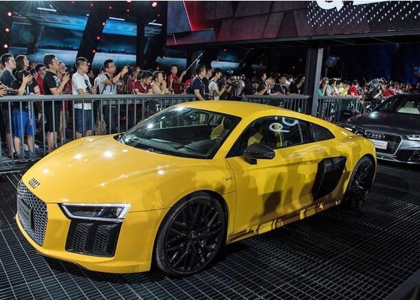 17款新车入华 奥迪发布Audi Sport品牌