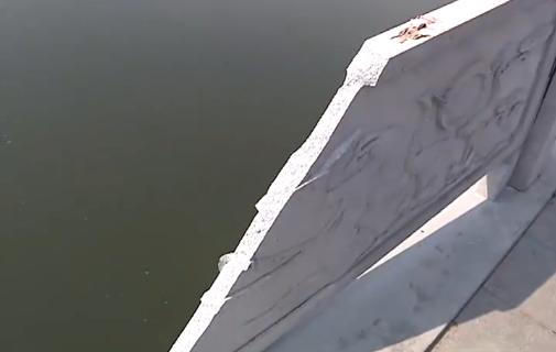 先撞限高再撞橋 肇事司機轉頭跑