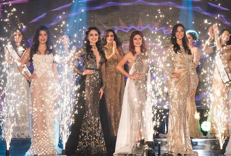 2016埃及小姐选美大赛在开罗举行