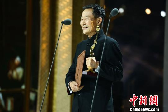 第11屆金鷹節各獎項揭曉 胡歌劉濤捧走最具人氣獎