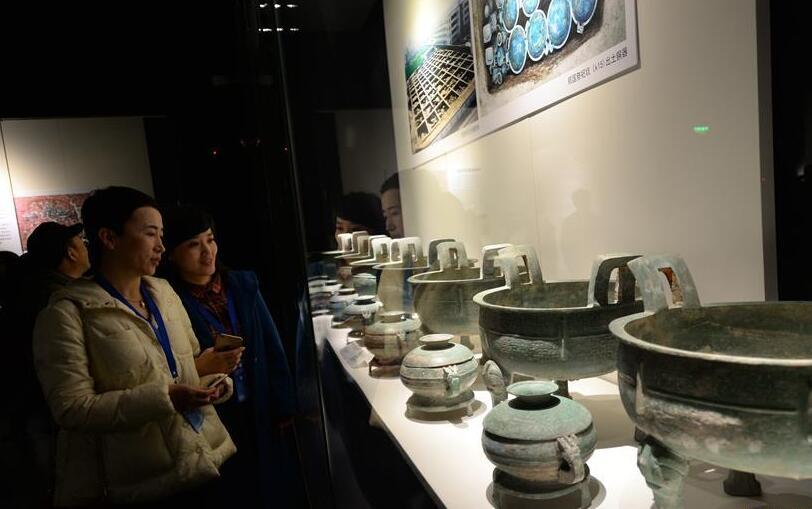 秦晋豫冀两周诸侯国青铜文化展在陕西展出
