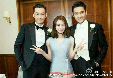 刘诗诗离开唐人和吴奇隆组成夫妻档   唐人:我们很不舍但永远是她后盾