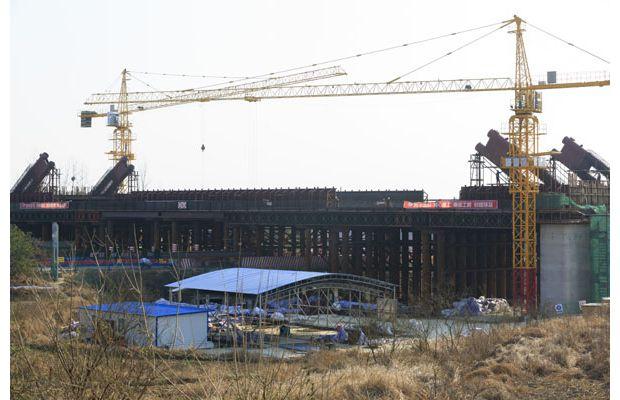 汉十高铁建设加速推进