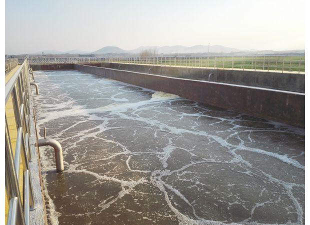 随州市城南污水处理厂已在年前完成主体建筑和试通水