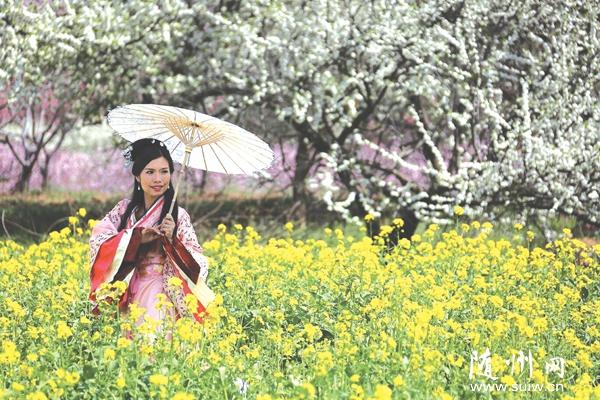 唐县镇大力发展旅游产业