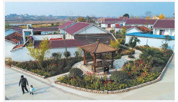隨縣萬福店農場打造宜居、宜業、宜游的美麗鄉村