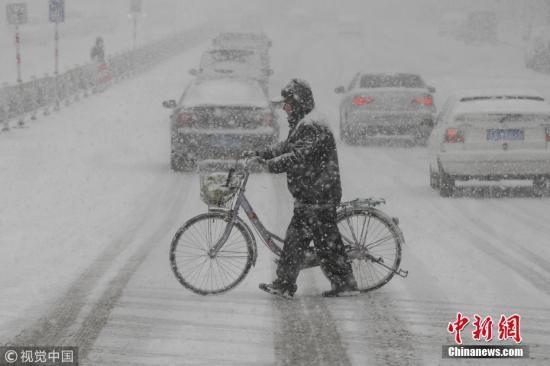 元旦假期天气预报:东部降温 北方大部以晴天为主