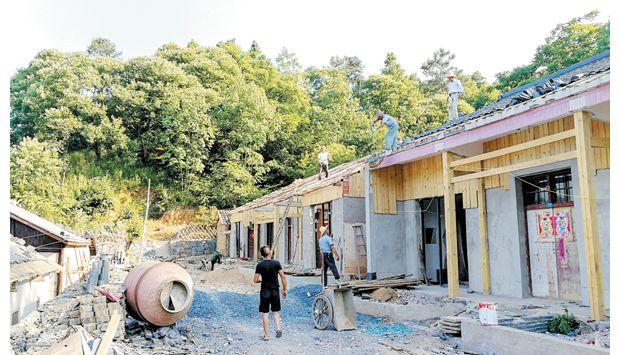 民宿建設助力鄉村旅游