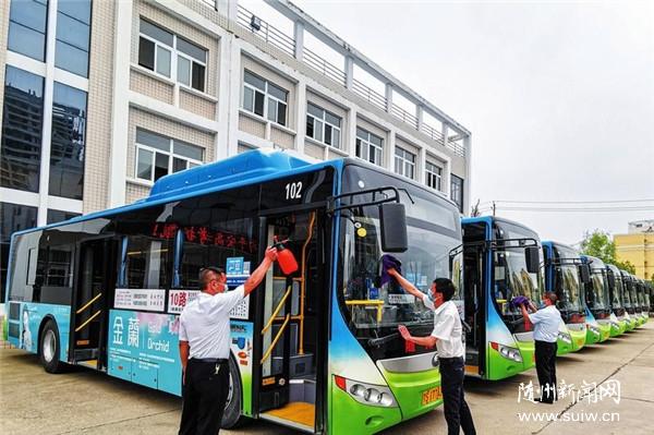 隨州市公交公司助力學生順利高考