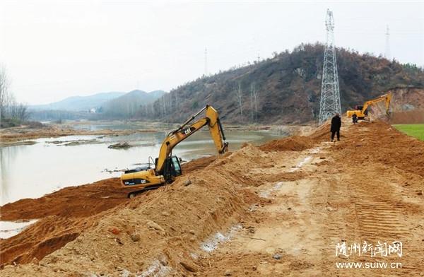 河堤加固维修