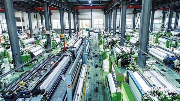 铁路篷布自动化生产线