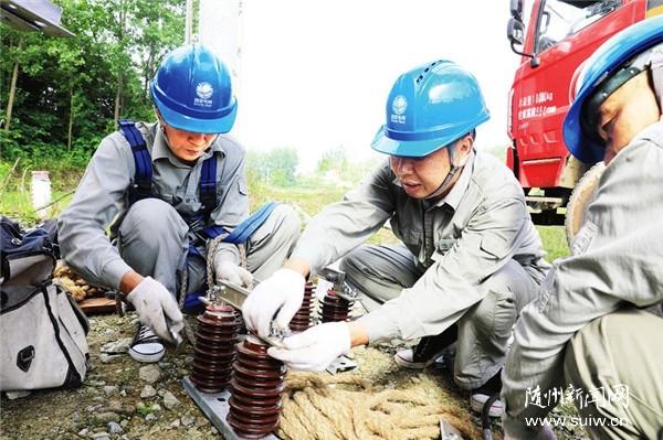 供電線路專項整治檢修